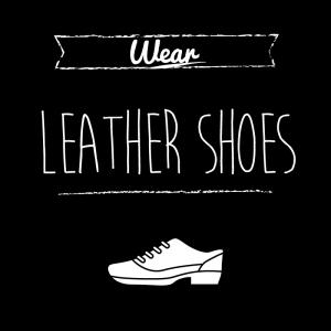 革靴(黒)simple-vintage_整理整頓収納ラベル