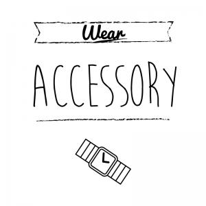 アクセサリー(白)simple-vintage_整理整頓収納ラベル