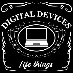 デジタル機器(黒)jackdaniels_整理整頓収納ラベル