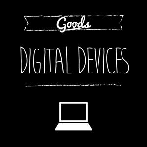 デジタル機器(黒)simple-vintage_整理整頓収納ラベル