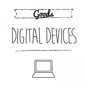 デジタル機器(白)simple-vintage_整理整頓収納ラベル