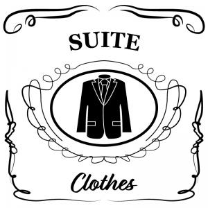 スーツ(正装)(白)jackdaniels_整理整頓収納ラベル