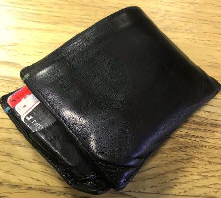 旧財布 ポールスミス