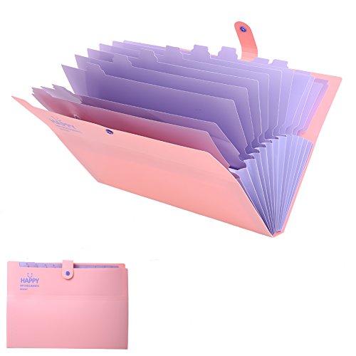 書類の持ち運び KAMA BRIDALファイルケース 整理整頓