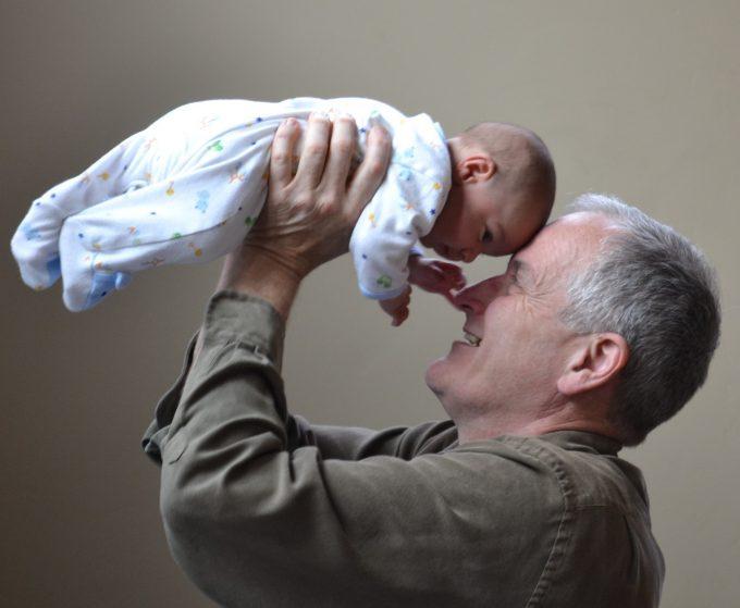 子供の成長と親の存在