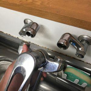 食洗機_分岐水栓の取付け3