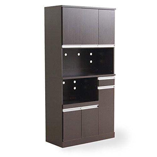 LOWYA_キッチン収納_食器棚_整理整頓