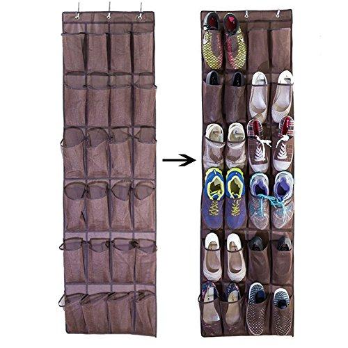 Ueasy_靴収納_ウォールポケット壁掛け式シューラック