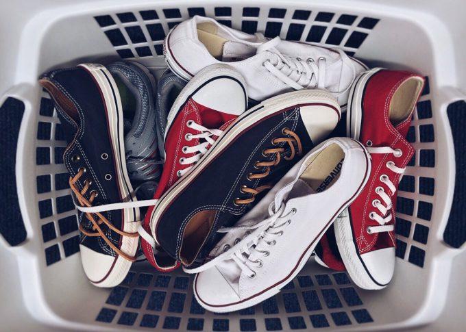靴 ぐちゃぐちゃ