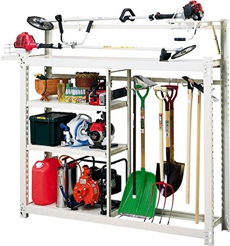 スチール製 工具収納棚 整理整頓