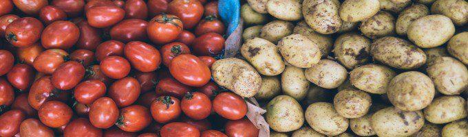 要不要の判断をして分別する果物