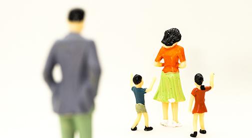 パパの行動が原因で家庭崩壊するケースが増えています!