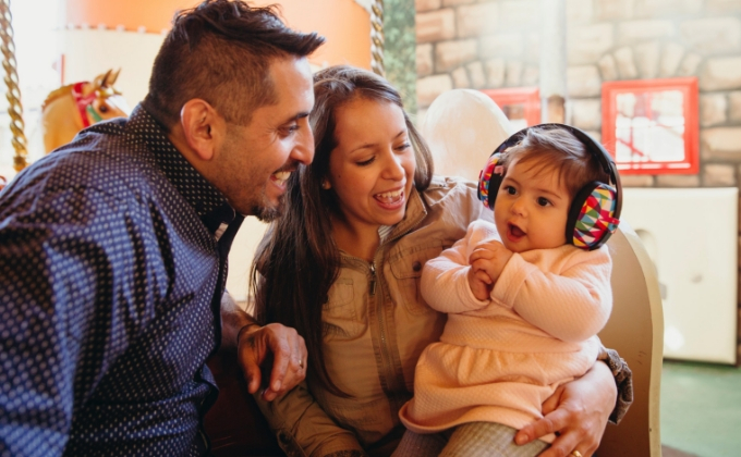 父性と母性のバランスをコントロールする夫婦